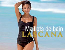 Maillot de bains 1 pièce Lascana