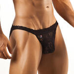 JOE SNYDER - Ref.JSL01 - Slip dentelle Joe Snyder