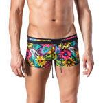 GERONIMO - Ref.1420B2 - Shorty de bain Geronimo imprimé floral