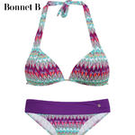 LASCANA - Ref.FOL-108_B - Ensemble Bikini Triangle Lascana - Bonnet B