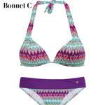 LASCANA - Ref.FOL-108_C - Ensemble Bikini Triangle Lascana - Bonnet C