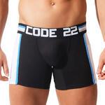 CODE 22 - Ref.2010_0 - Boxer long Asymmetric Sport CODE 22