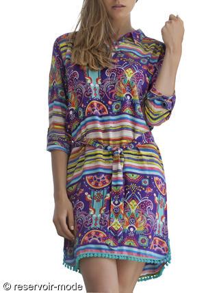 De Robe Lingerie Mode Golmar Bohemian Femme Plage Et Réservoir v1wdqU1