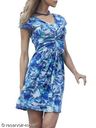 214519b96ce Robe de Plage Blue de Golmar - Réservoir Mode Lingerie Femme et Homme