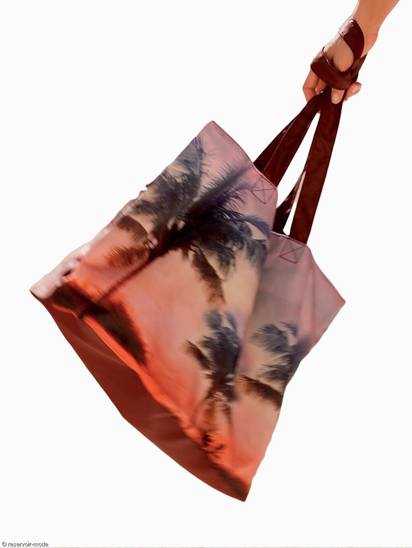 sac de plage copacabana lisca r servoir mode lingerie. Black Bedroom Furniture Sets. Home Design Ideas