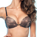 LUNA - Ref.1828L - Soutien-gorge Push-up Miracle de Luna