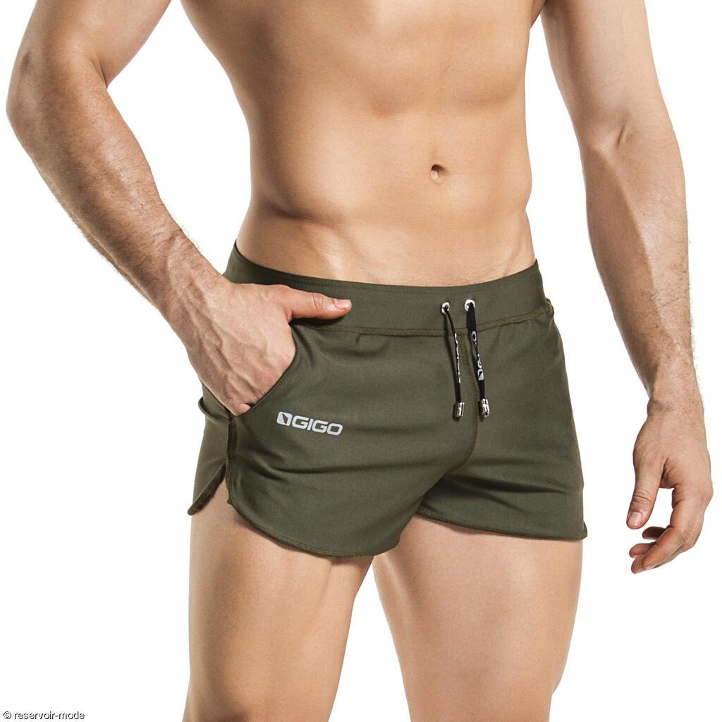 Short sport Spyce Gigo Ref : B30153G Voir les Bas Sportwear de la marque Gigo Donnez votre avis