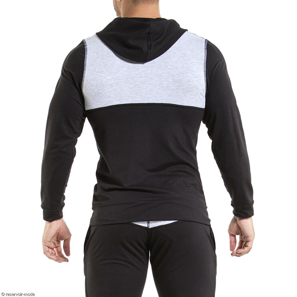 Veste de survêtement Neutral Gigo Ref : CH31151 Voir les Hauts Sportwear de la marque Gigo Donnez votre avis