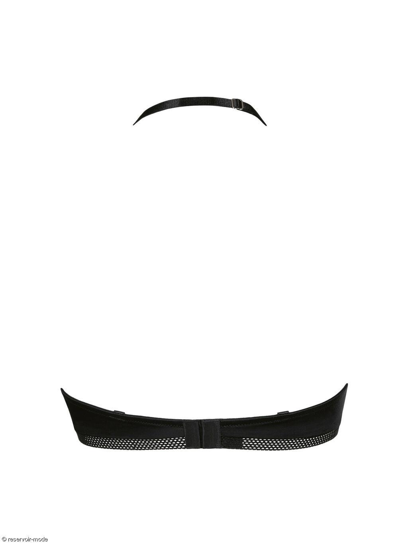 76c48a1d5a9e7c Soutien-gorge push-up Forever Lisca noir Ref : 10260LI - Voir les  Soutiens-gorge Push-Up de la marque Lisca Donnez votre avis