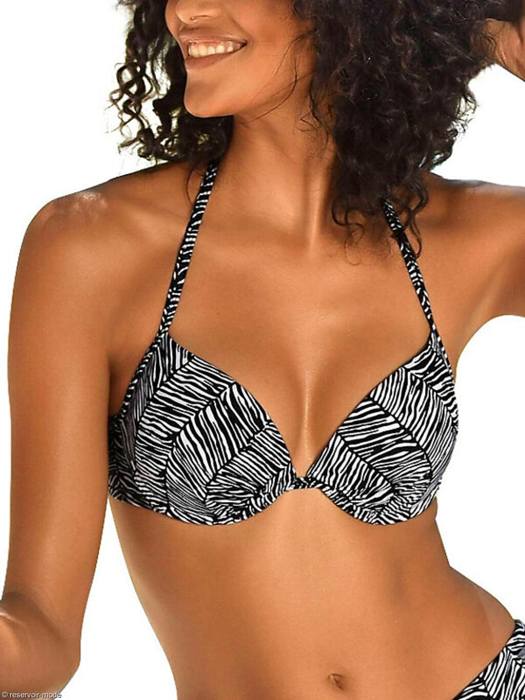 images détaillées meilleurs tissus commercialisable Haut de maillot de bain push-up Sugar Lascana Ref : LMH30LA - Voir les  Maillots de bain 2 pièces de la marque Lascana Donnez votre avis