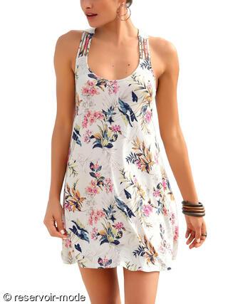 19d9ba36e80 Robe de plage Holly Lascana - Réservoir Mode Lingerie Femme et Homme