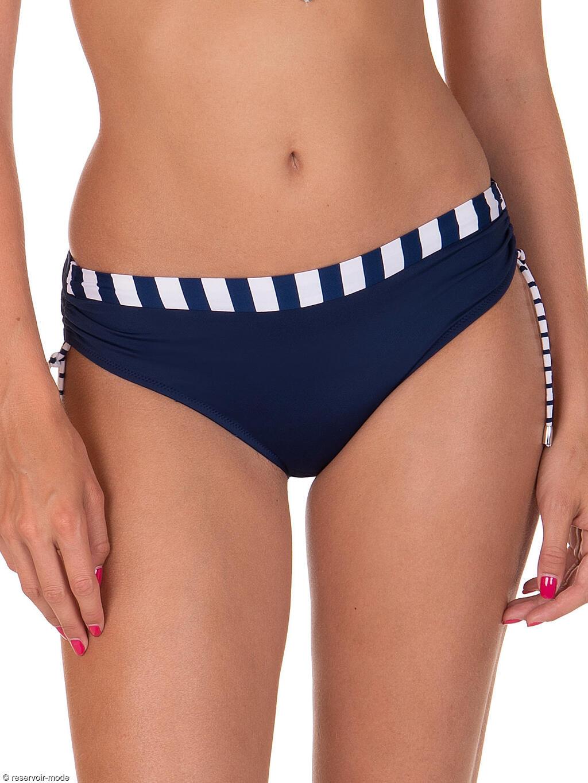 Bas maillot de bain froncé Havana Lisca Ref : 41396LI Voir les Maillots de bain 2 pièces de la marque Lisca Donnez votre avis