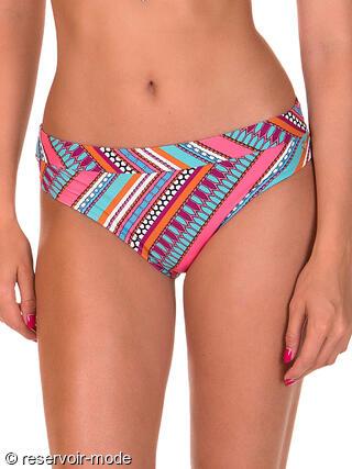 03631d5429 LISCA - Ref.41391LIC - Bas de maillot de bain taille haute Capri Lisca  corail
